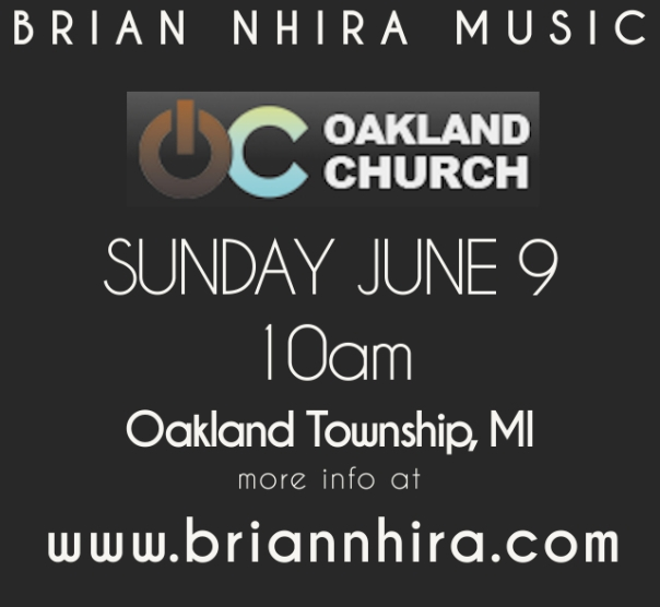 BNM at Oakland Church